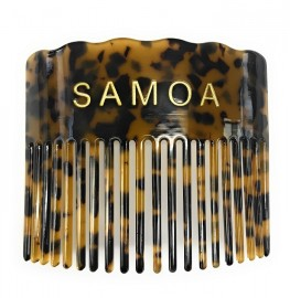 Turtle Shell Hair Comb - SAMOA