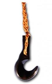 Buffalo Horn Palaoa Necklace